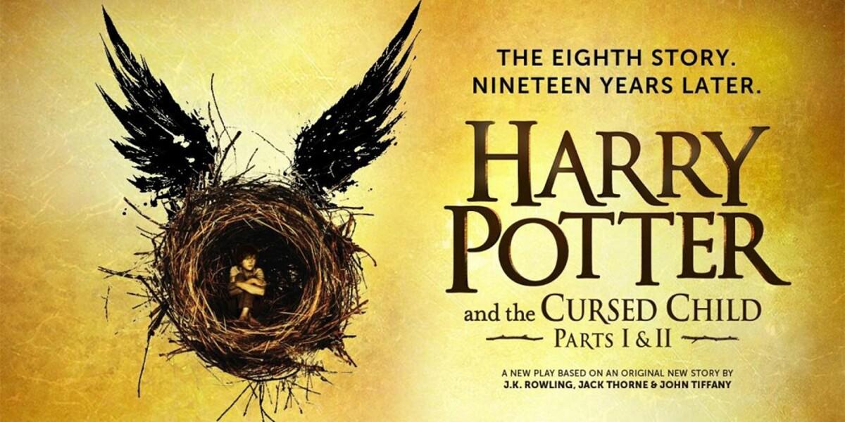 2 миллиона копий «Гарри Поттер и Проклятое дитя» было продано за 2 дня