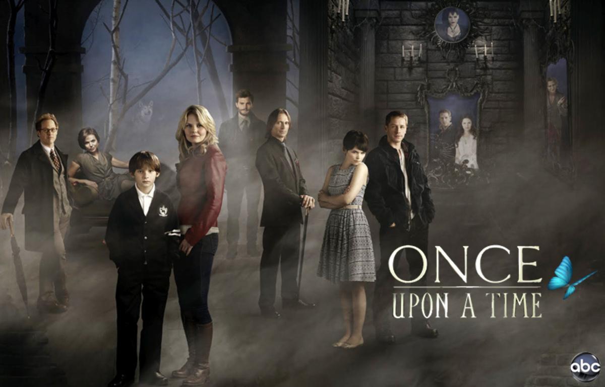 Сериал «Однажды в сказке»: первое видео 1 эпизода 5 сезона