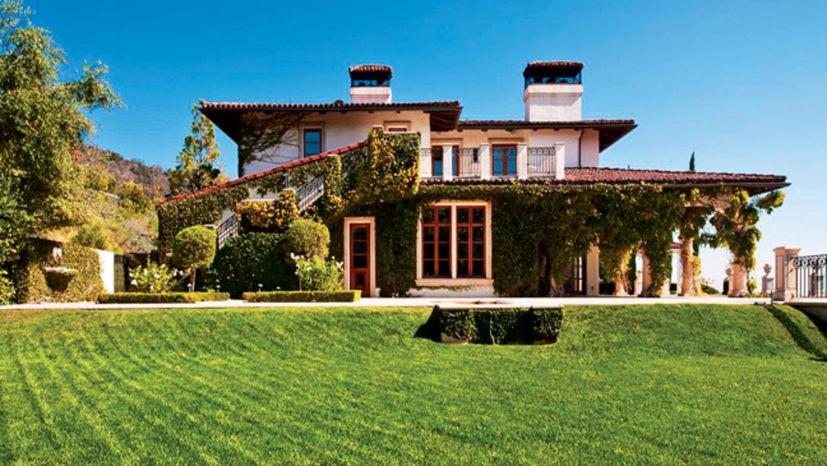 Хайди Клум и Сил покупают особняк за 13 млн долларов