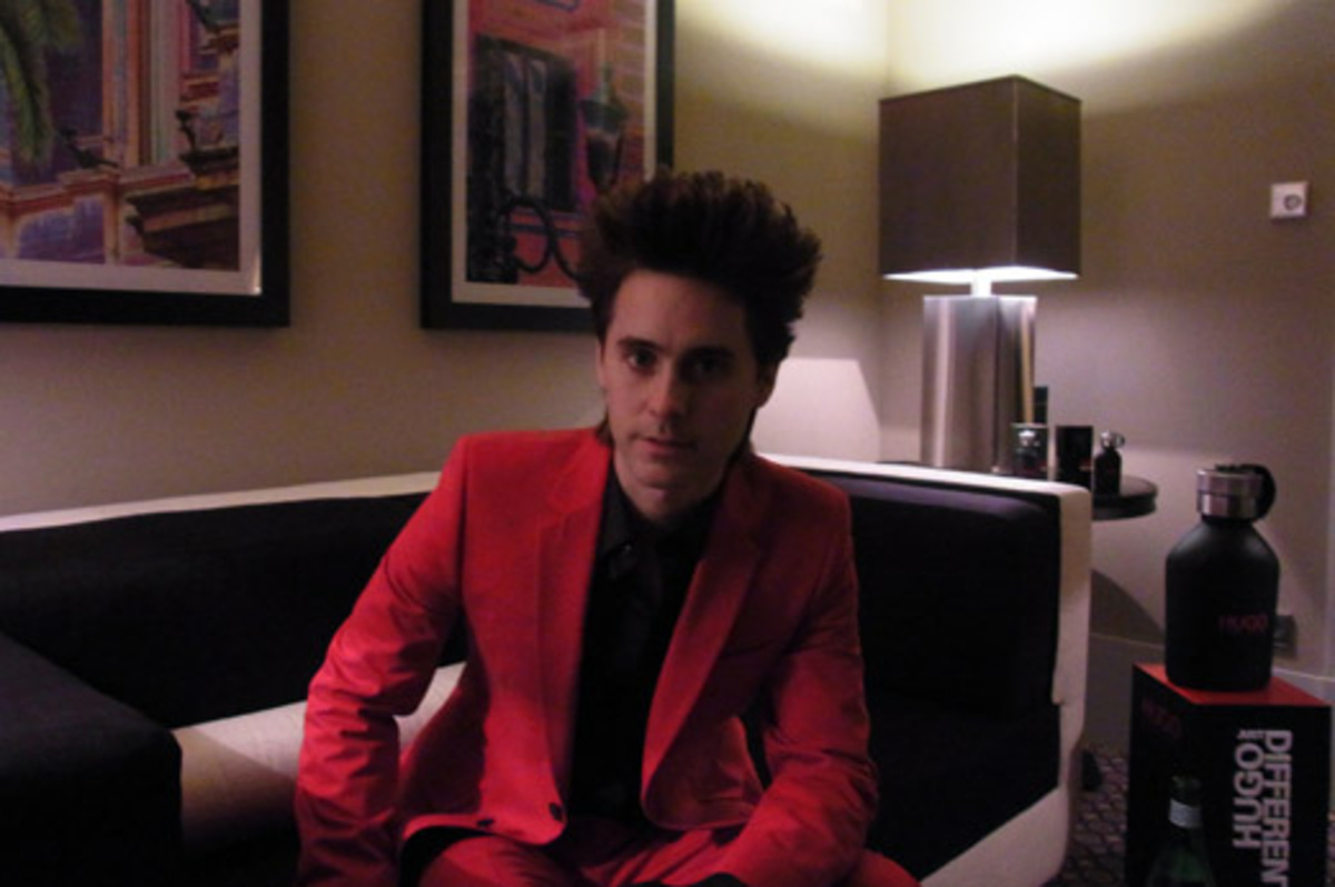 Интервью Джареда Лето журналу Styleranking