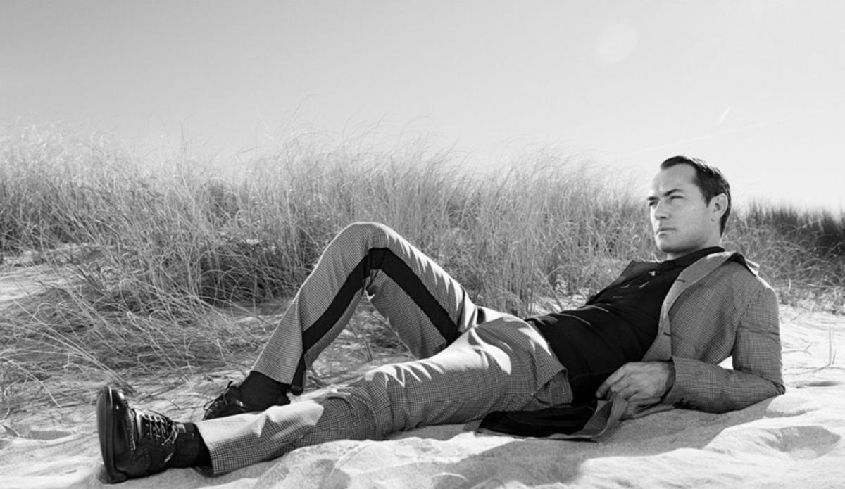 Видео: Джуд Лоу снялся в новой рекламной кампании Prada