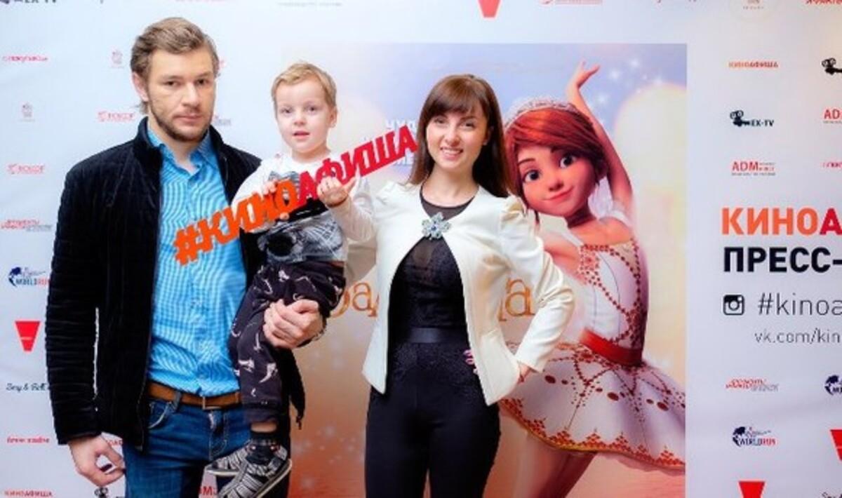 Закрытый пресс-показ мультфильма «Балерина» прошел в Санкт-Петербурге
