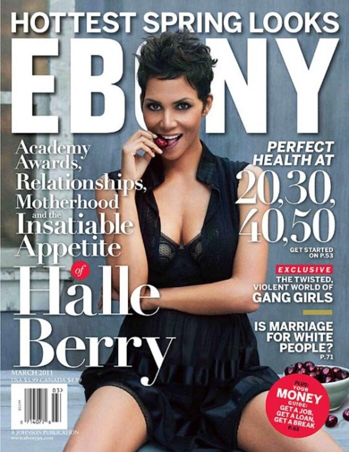 Халли Берри о своей дочери: Мне кажется она черная