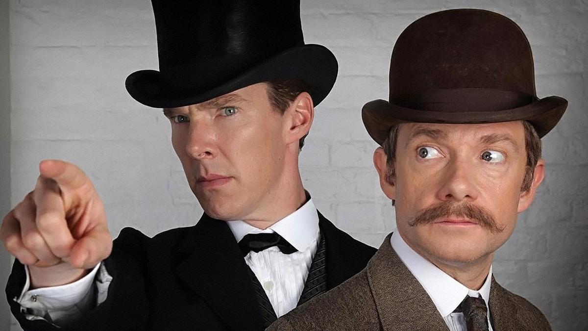 Новый трейлер рождественского спецвыпуска «Шерлока» появился в сети