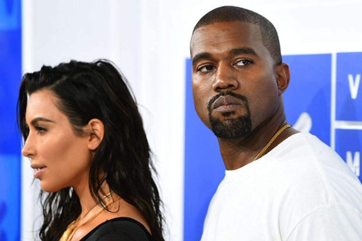 Ким Кардашьян может подать на развод с Канье Уэстом