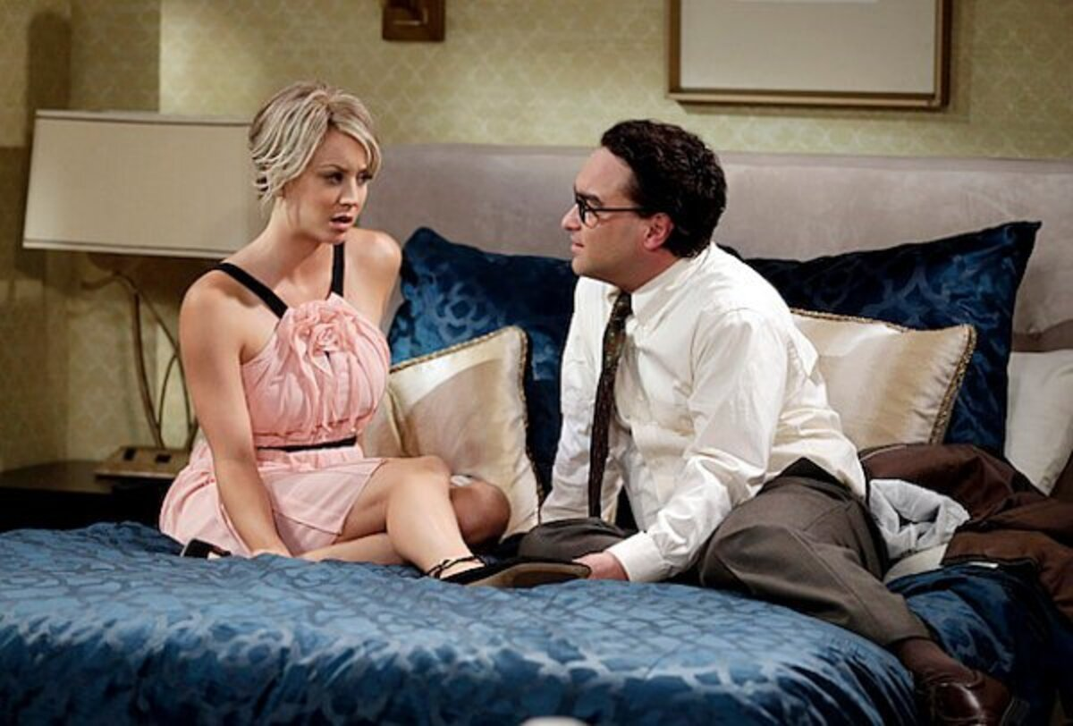 9 сезон «Теории большого взрыва»: Пенни и Леонард все-таки поженятся