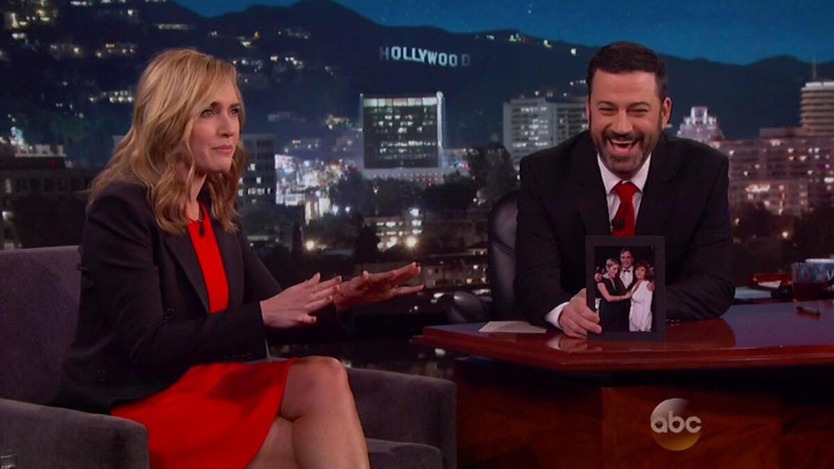 Кейт Уинслет считает, что ее героиня в «Титанике» могла бы спасти Леонардо Ди Каприо