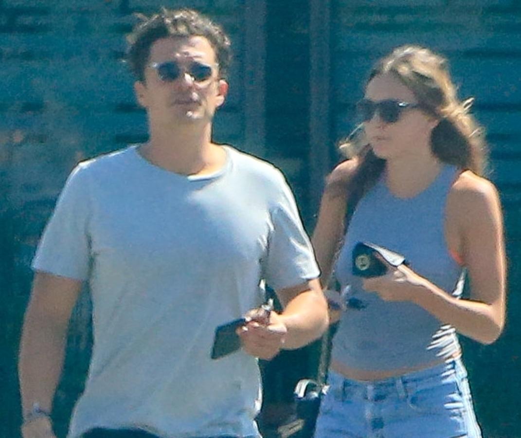 Орландо Блум встречается с близкой подругой Миранды Керр?