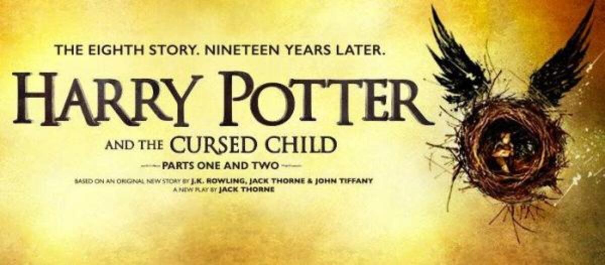 Джоан Роулинг опровергла слухи о съемках трилогии по «Гарри Поттер и Проклятое дитя»