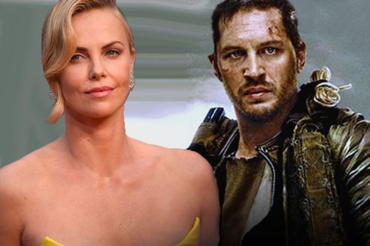 Шарлиз Терон призналась, что ей было тяжело работать с Томом Харди в «Безумном Максе»