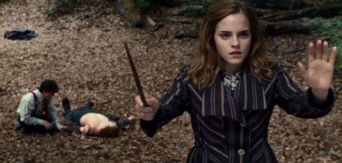 """Новые кадры из фильма """"Гарри Поттер и дары смерти. Часть первая"""""""