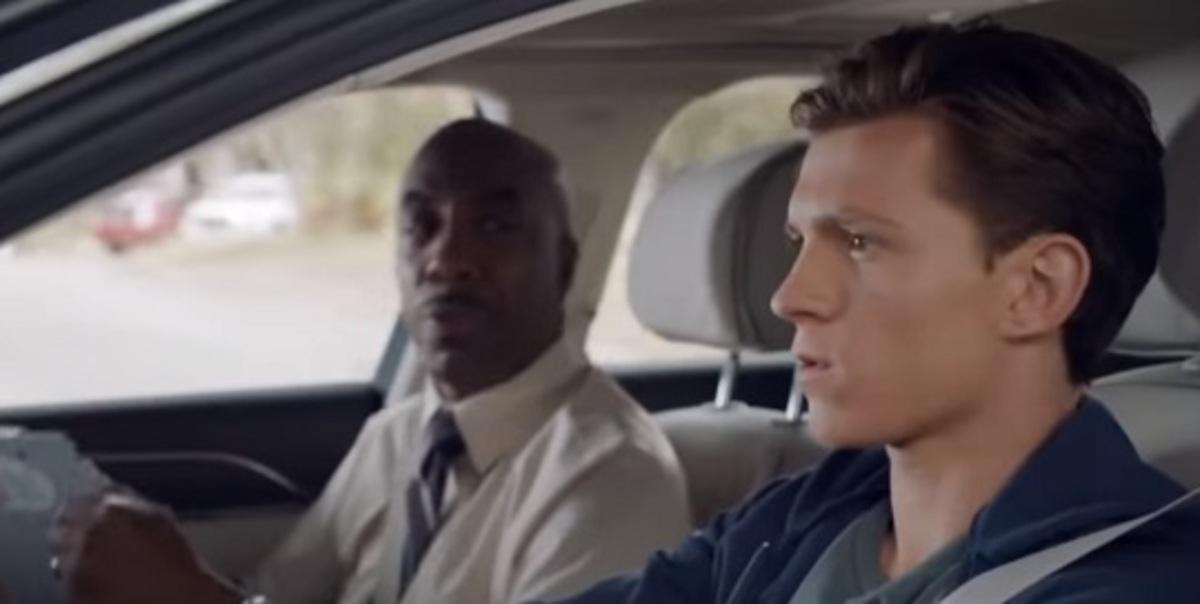 Человек-паук сдает на права в новом рекламном ролике Audi