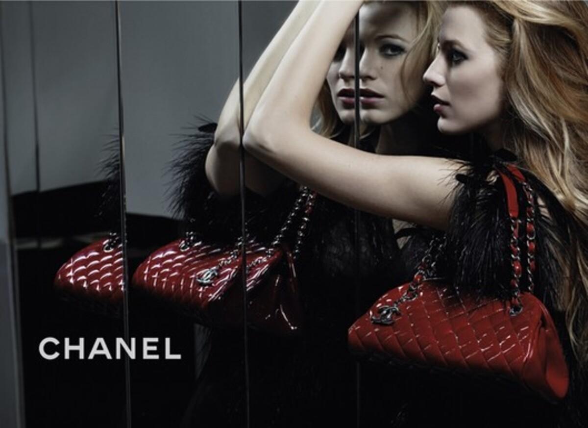Блэйк Лайвли для Chanel Mademoiselle