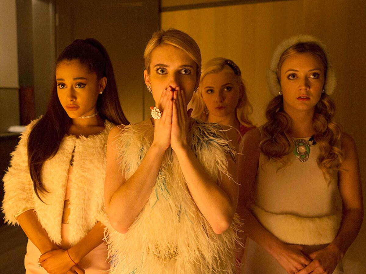 «Королевы крика»: из 25 персонажей к концу 1 сезона выживут 4