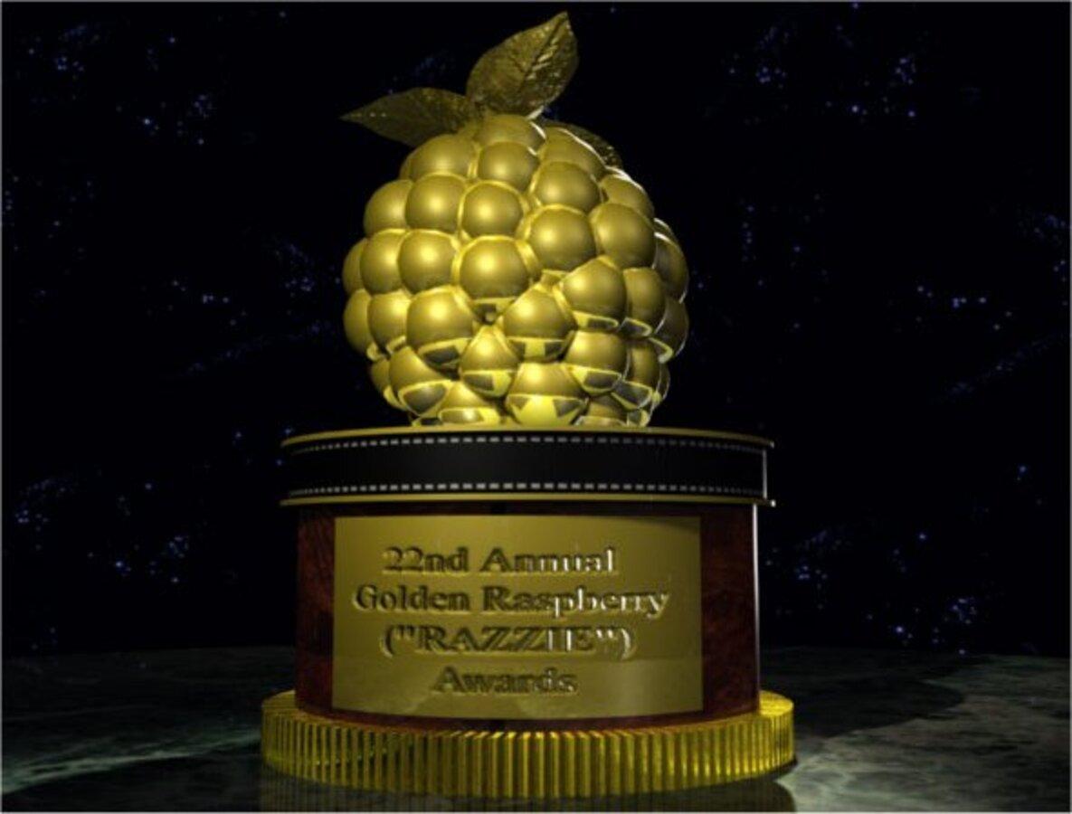 Номинанты Золотой малины 2011: самые худшие фильмы, актеры и актрисы