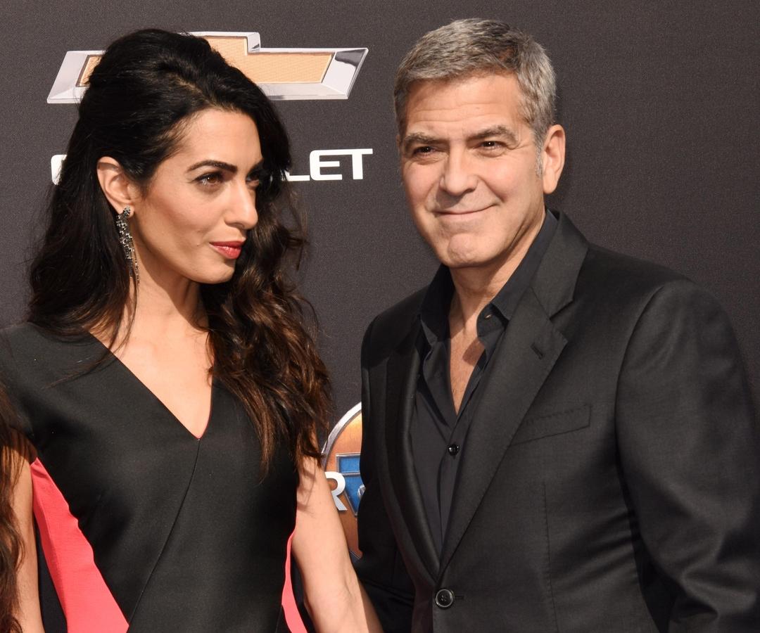 Джордж и Амаль Клуни ссорятся из-за итальянского особняка