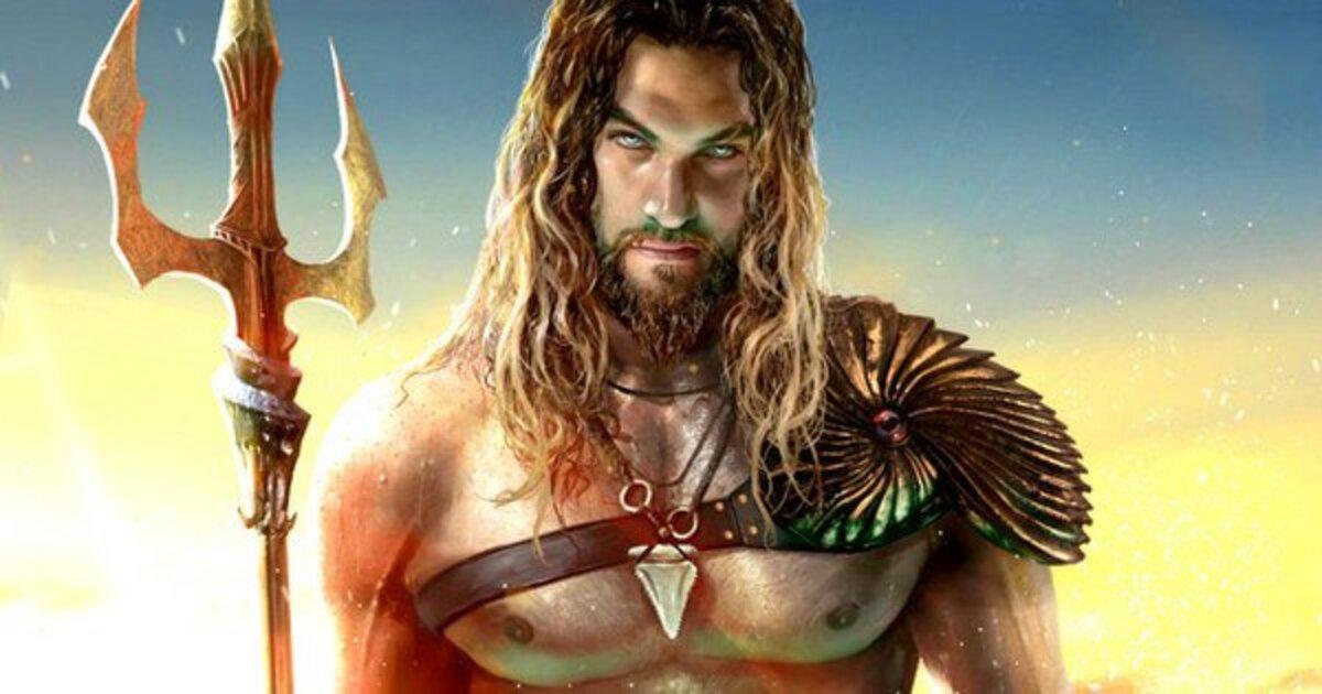 Джейсон Момоа заключил контракт на четыре фильма DC Comics / Warner Bros