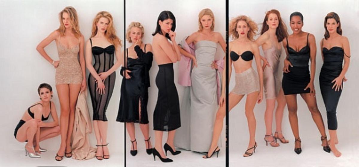 Vanity Fair. Голливудские выпуски: обложки Энни Лейбовитц