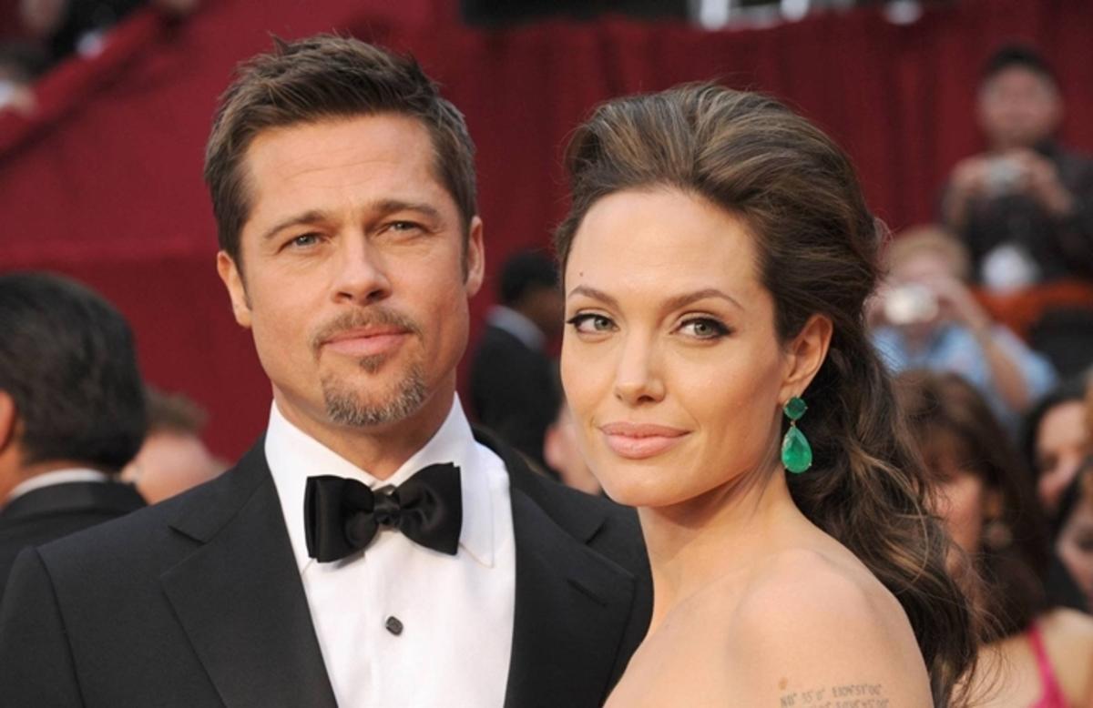 Свершилось: Брэд Питт и Анджелина Джоли официально больше не муж и жена