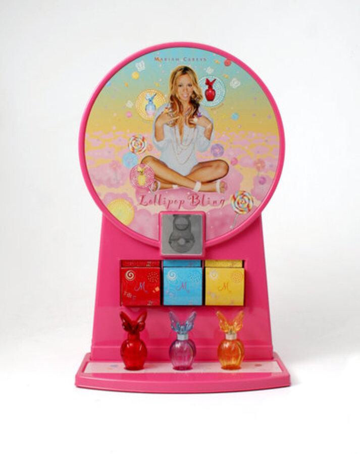 Новый аромат от Мэрайи Кэри - Lollipop Bling
