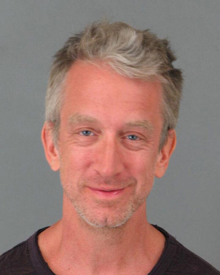 Энди Дика снова арестовали