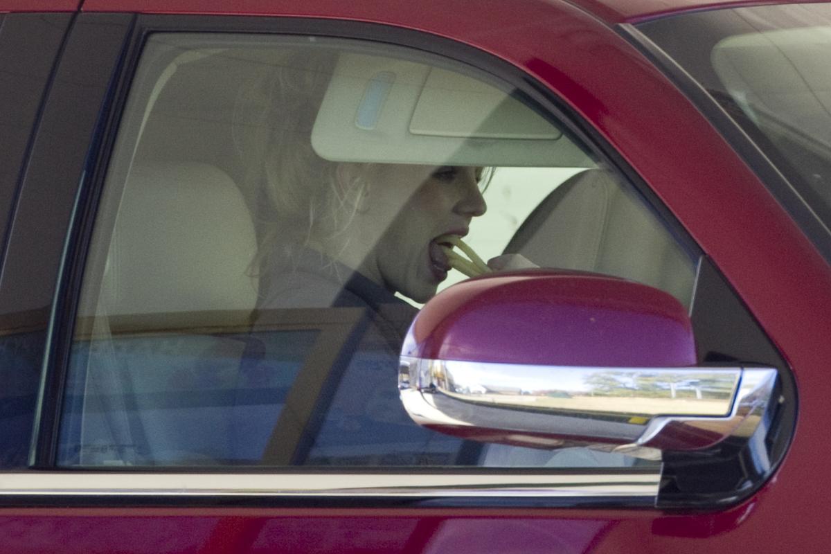 Бритни Спирс провела выходные с семьей