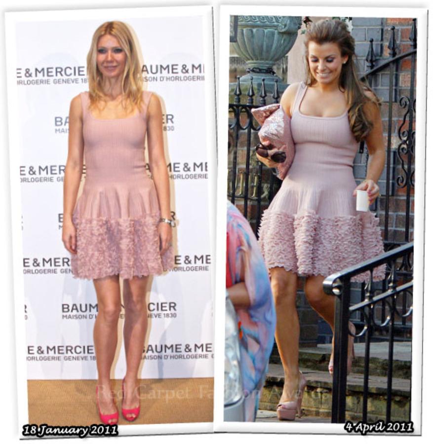 Fashion Battle: Гвинет Пэлтроу и Колин Руни