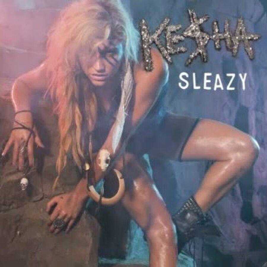 Новая песня Ke$ha - Sleazy