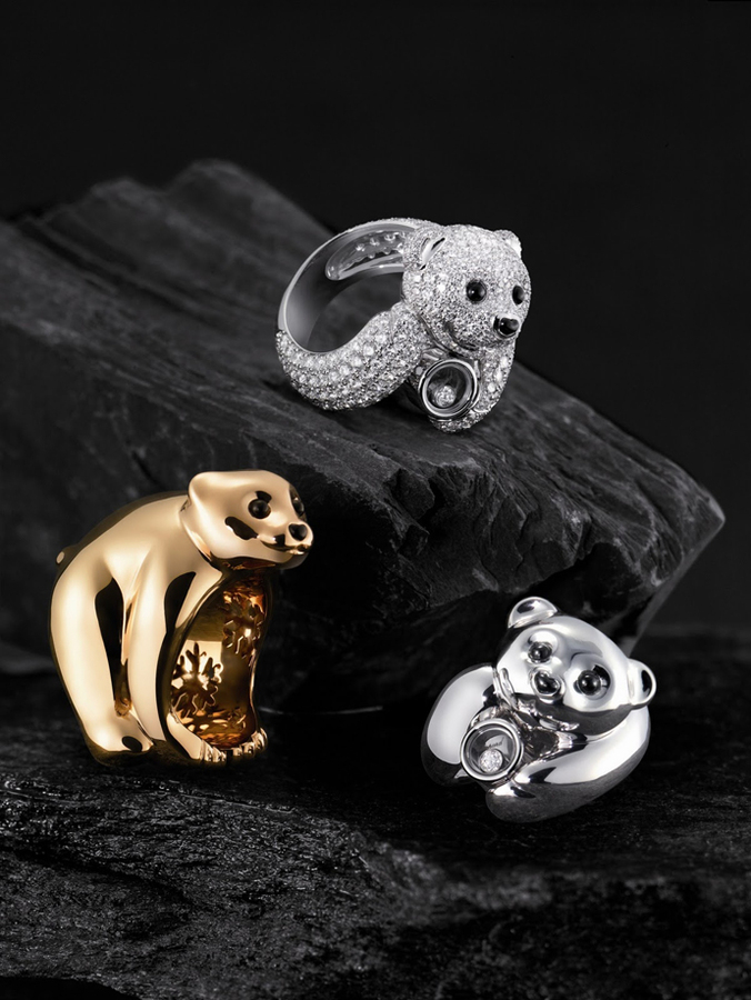 Коллекция драгоценных мишек от Chopard