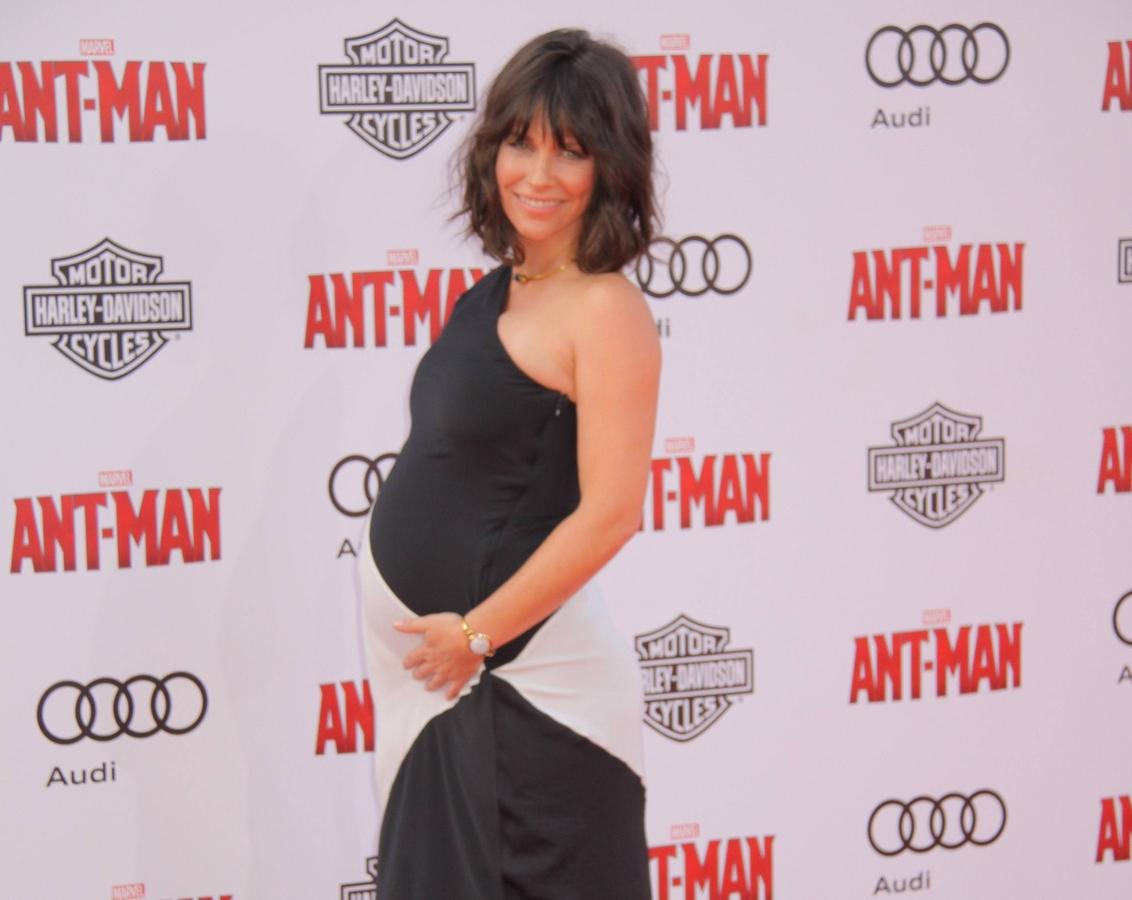 Эванджелин Лилли стала мамой во второй раз