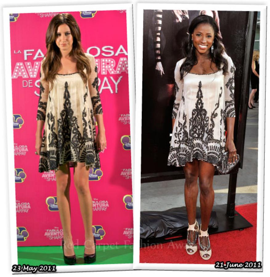 Fashion Battle: Эшли Тисдейл и Рутина Уэсли