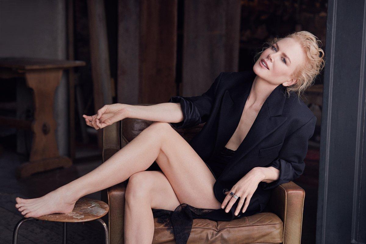 Николь Кидман снялась в фотосессии для июльского InStyle
