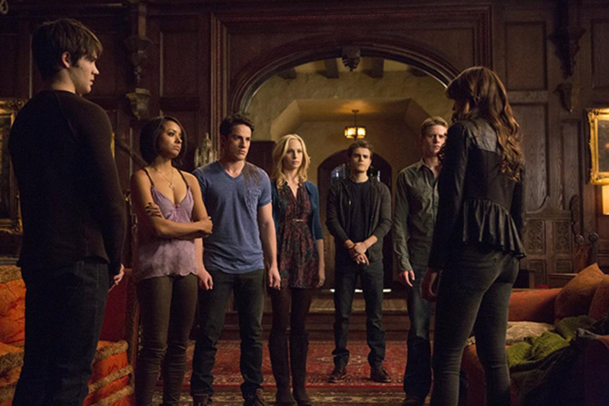 В 7 сезоне «Дневников вампира» появятся 3 новых важных персонажа