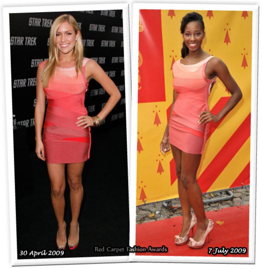 Fashion battle: Кристин Каваллари и Джамелия