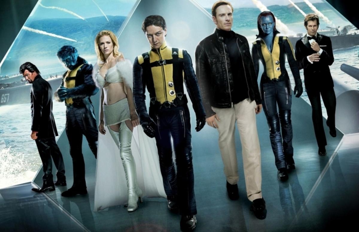 """Fox заинтересованы в продолжении """"Люди Икс: Первый класс"""""""