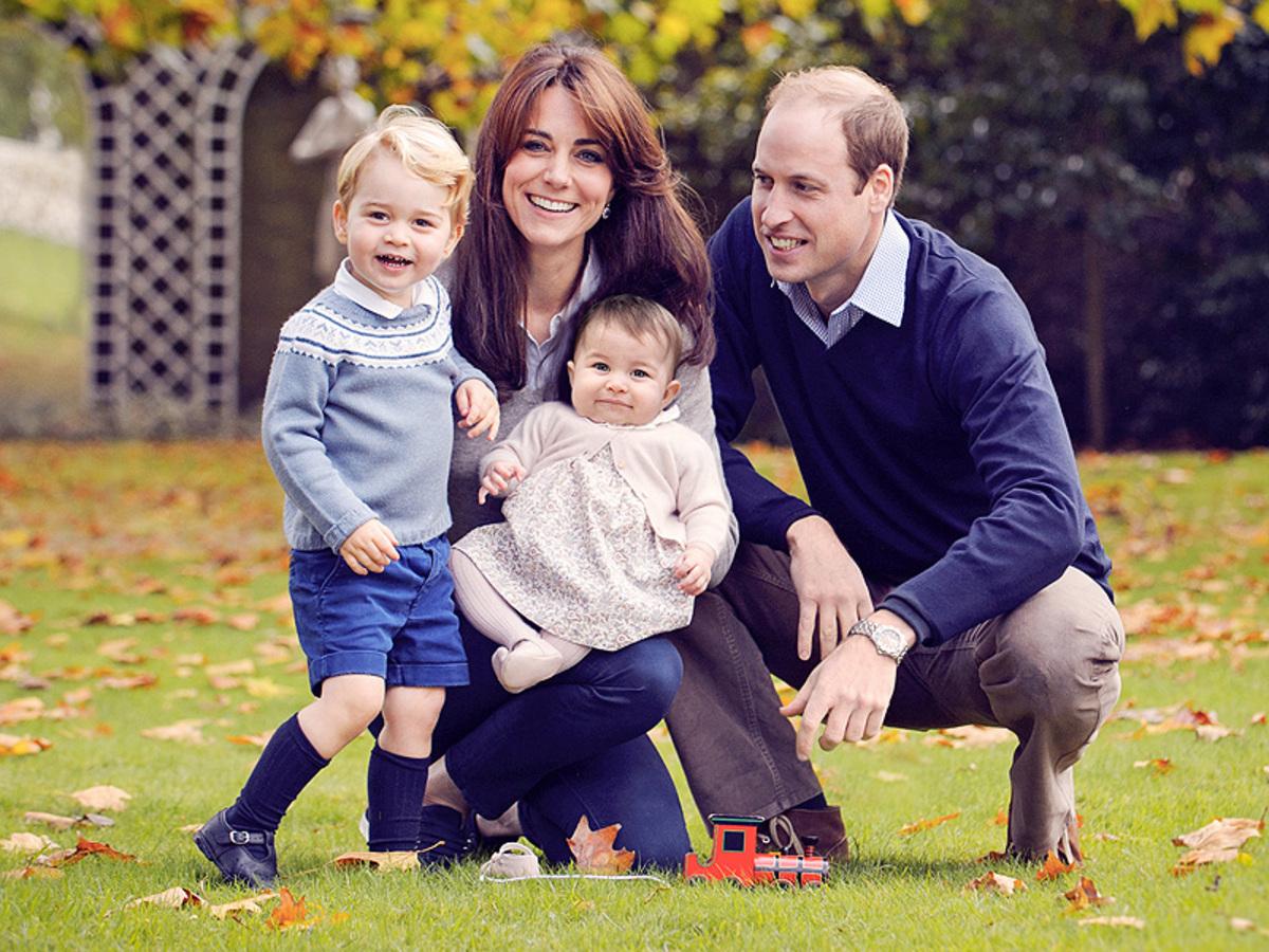 Принц Джордж  в январе пойдет в детский сад