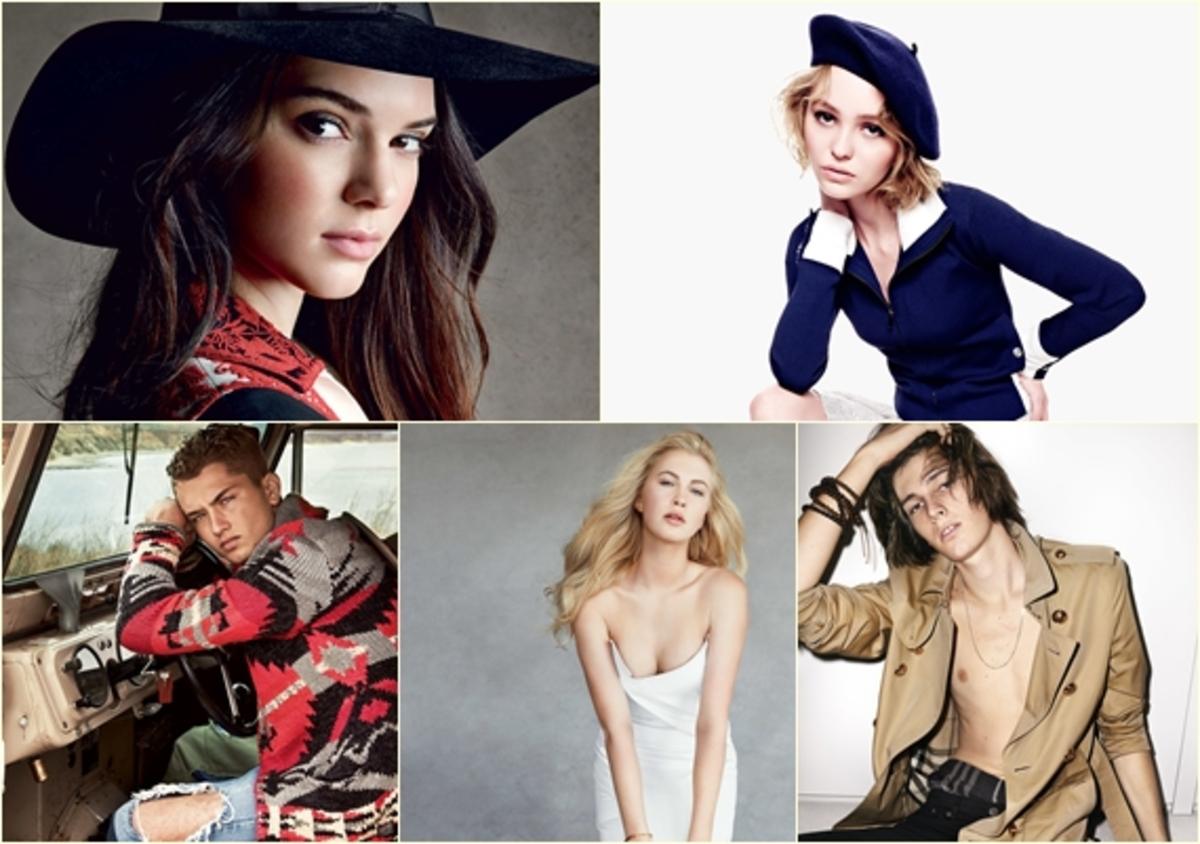 Vanity Fair опубликовал «путеводитель» по новым молодым звездам