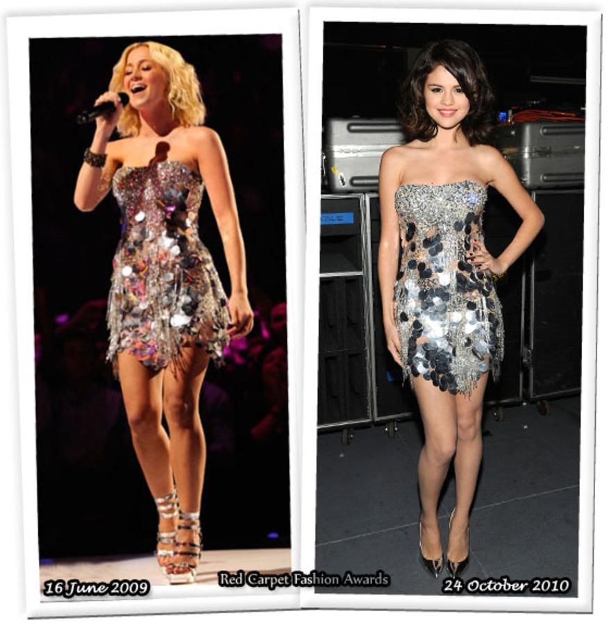 Fashion Battle: Келли Пикер и Селина Гомес