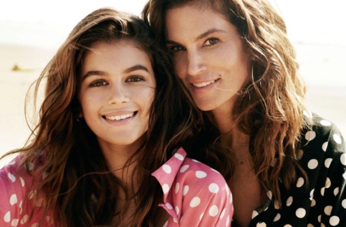 15-летняя дочь супермодели Синди Кроуфорд стала «лицом» Marc Jacobs