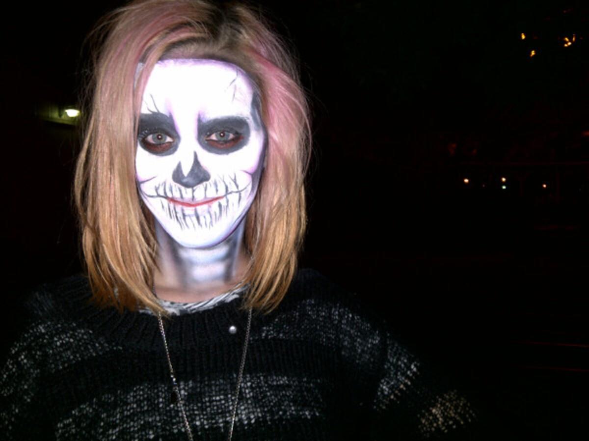 Кэти Перри к Хэллоуину готова