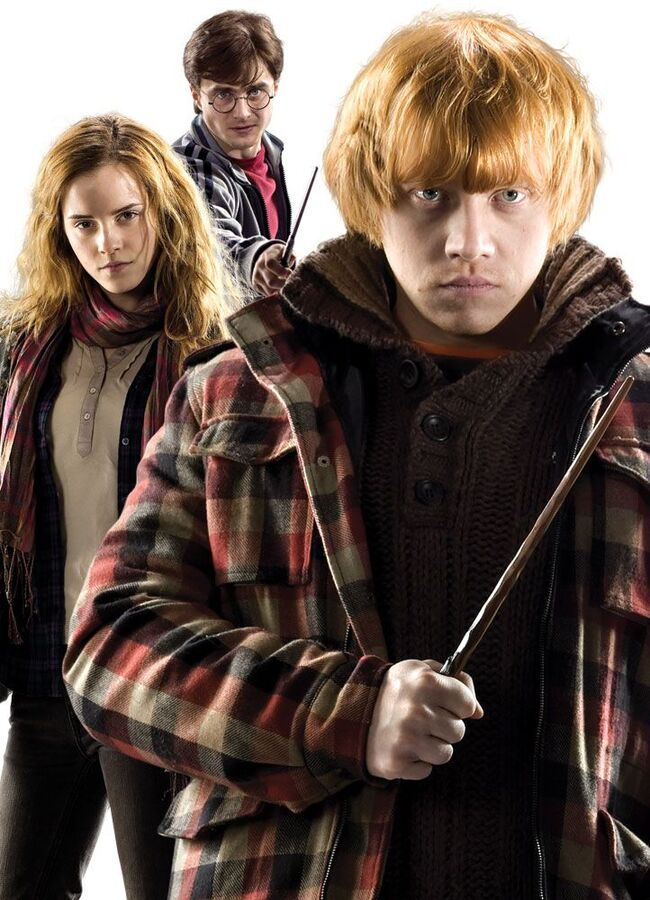 Ролик о создании фильма «Гарри Поттер и Дары смерти: Часть первая» и промо-фото
