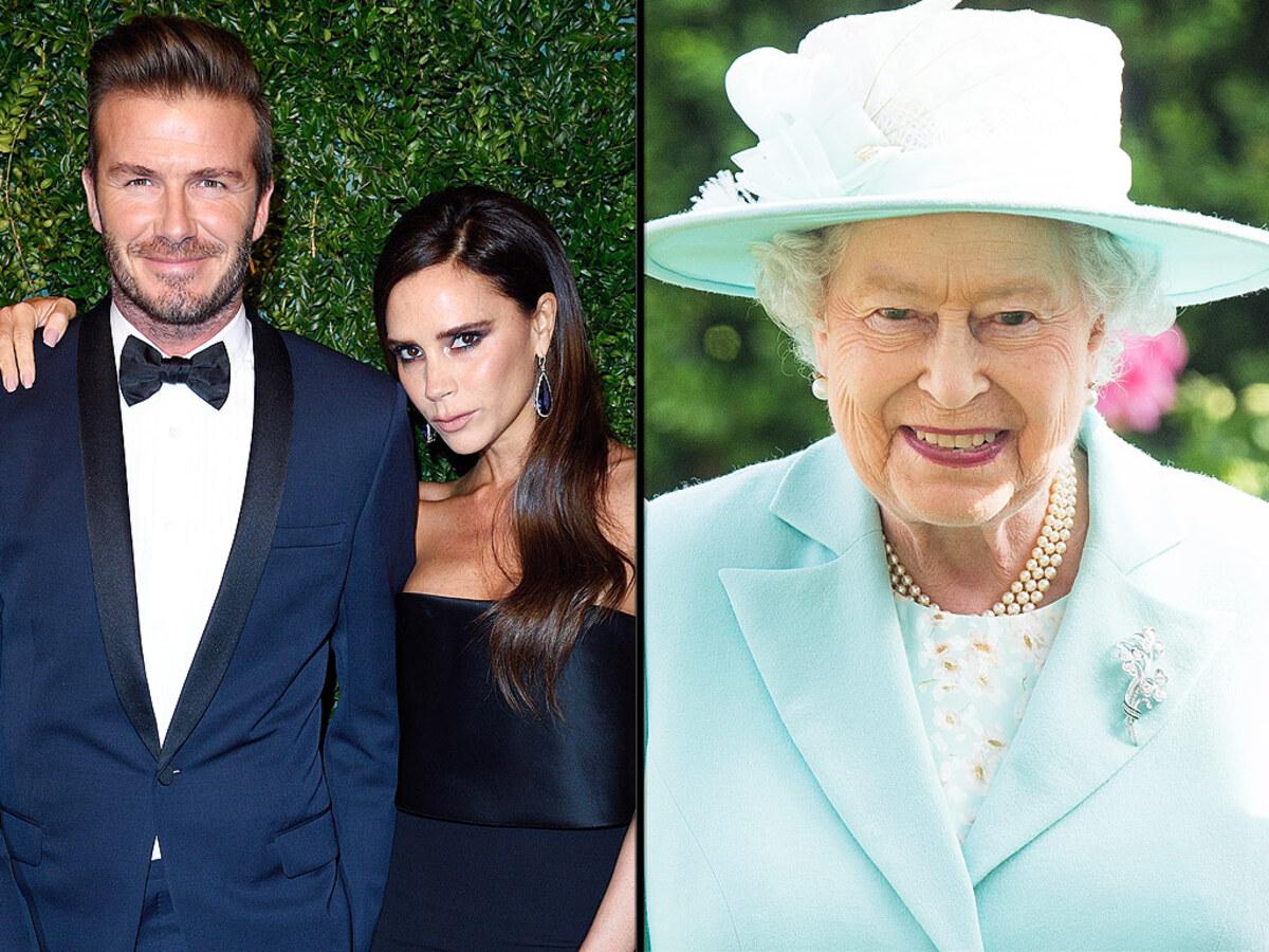 Семейство Бекхэмов оказалось богаче британской королевы Елизаветы
