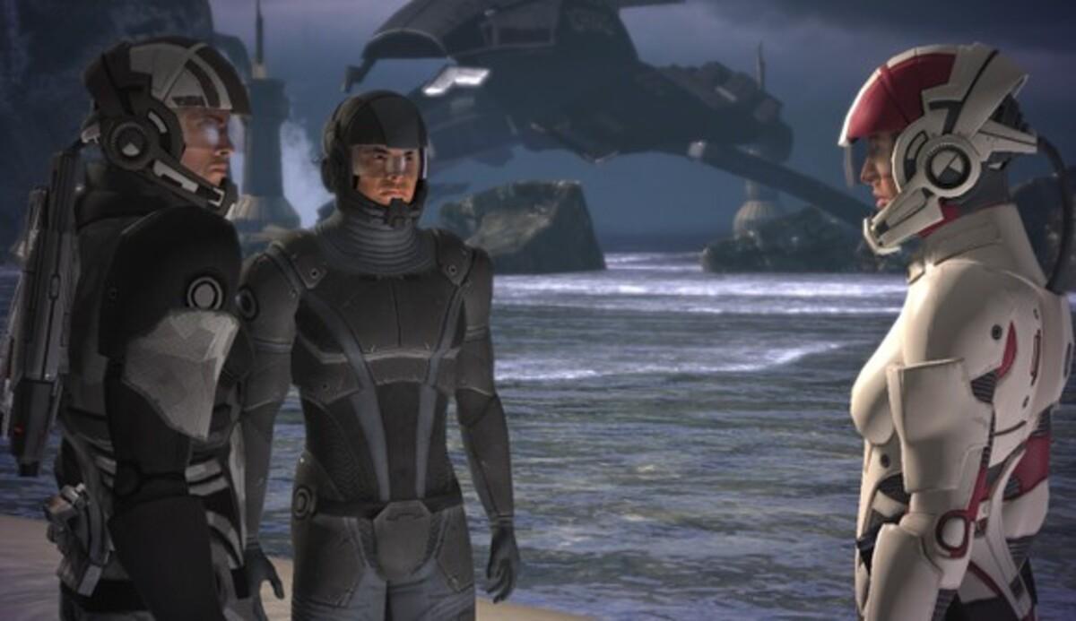 На основе игры «Mass Effect» снимут анимационный фильм