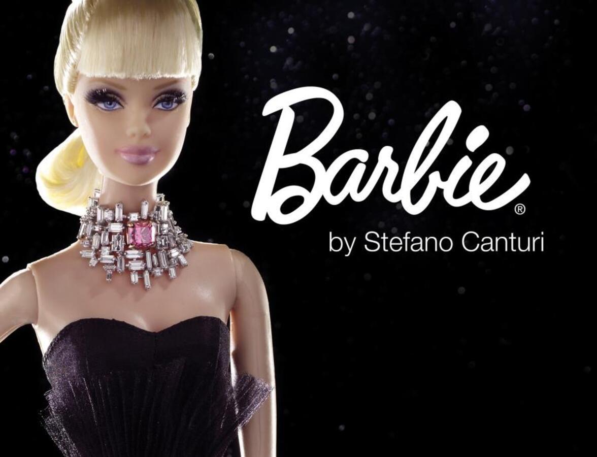 Самая дорогая Барби будет продана с аукциона Christies