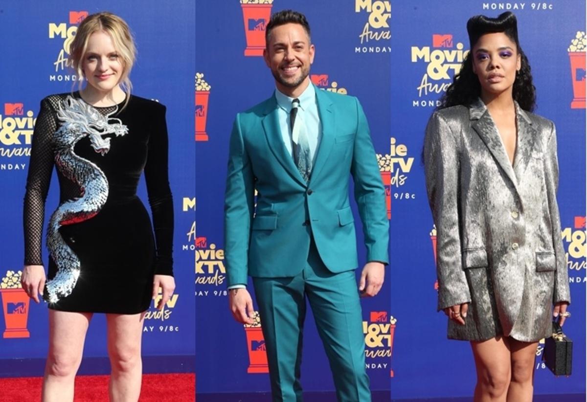 MTV Movie & TV Awards 2019: фото звезд на красной дорожке и список победителей