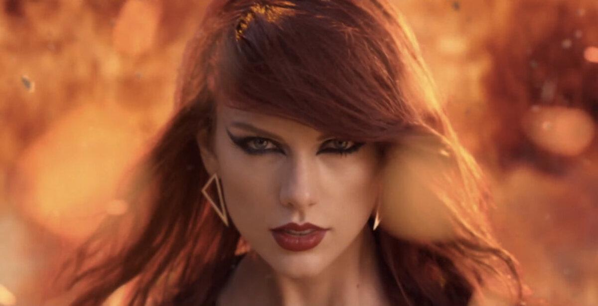 Новый клип Тейлор Свифт Bad Blood собрал 20 млн просмотров за 24 часа