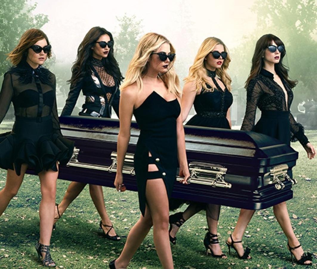 «Милые обманщицы»: первые промо фото второй части 6 сезона