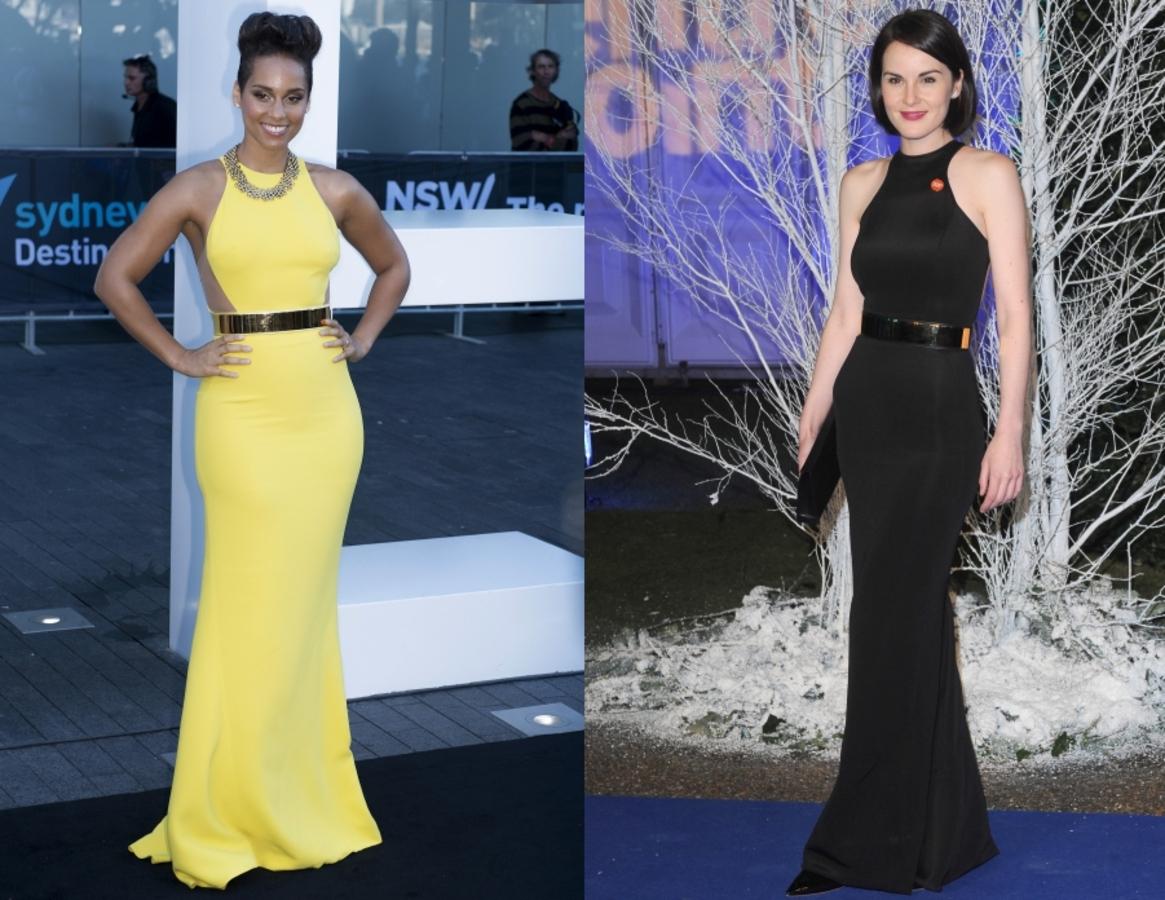 Fashion battle: Алиша Кис и Мишель Докери