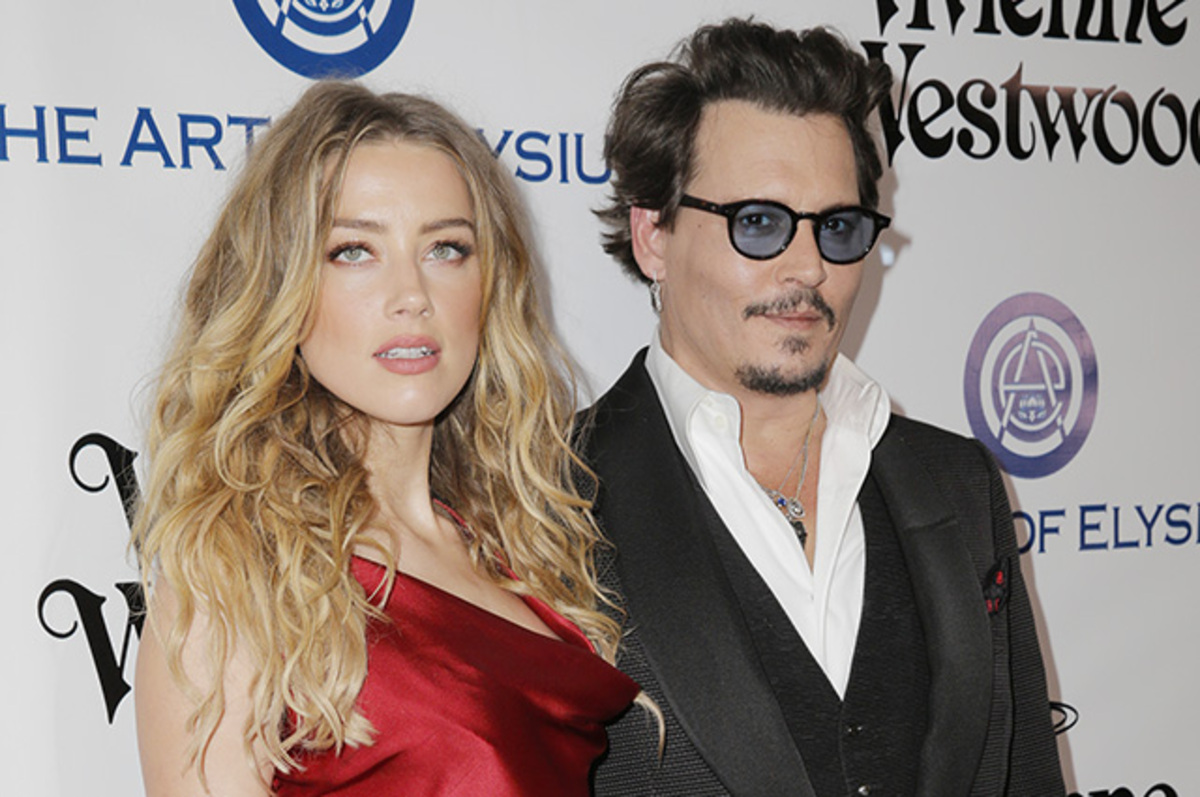 Джонни Депп и Эмбер Херд официально оформили развод