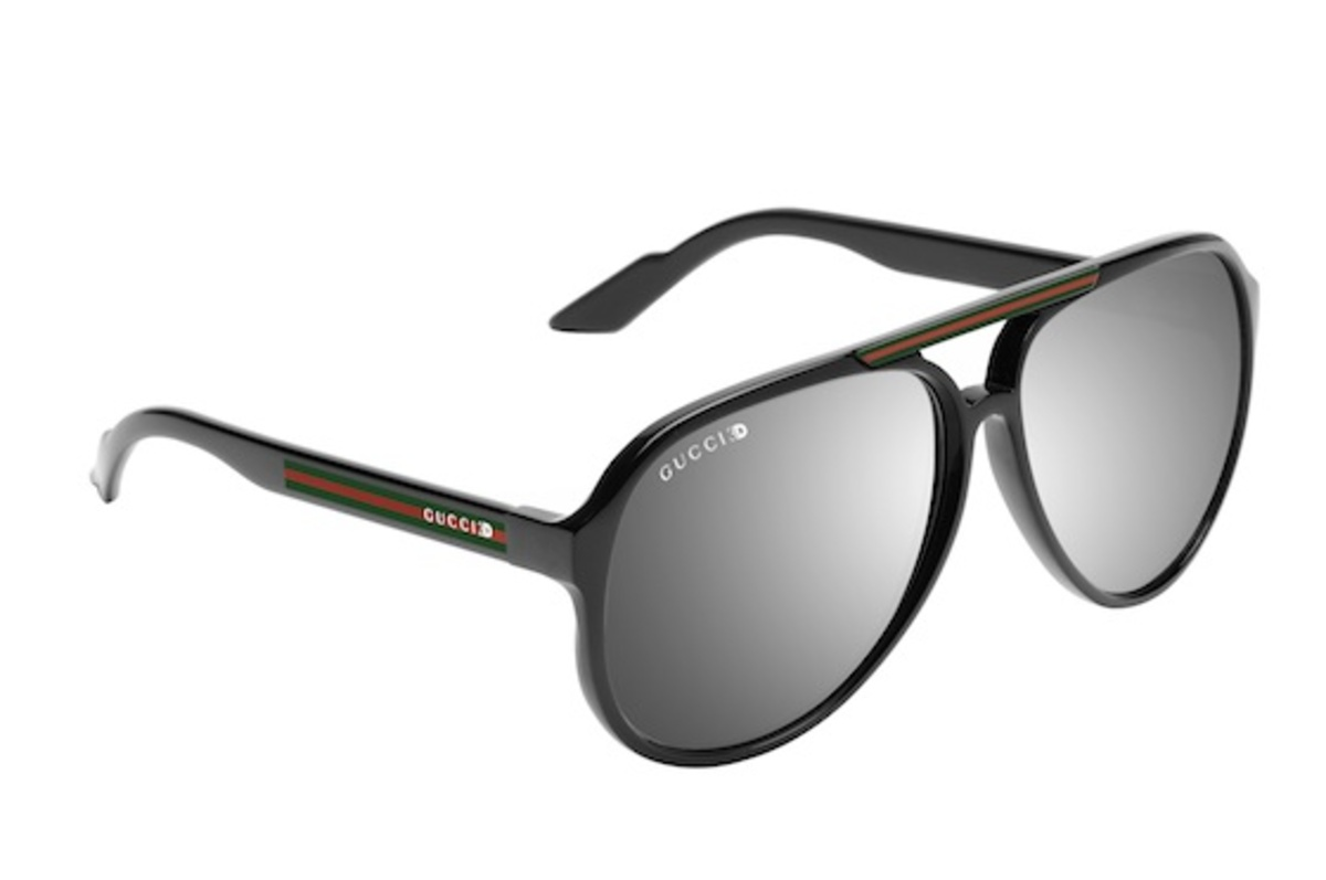 Интересные штучки: Gucci сделали очки для просмотра фильмов в 3D